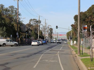 Local Area Traffic Management Plan – GSSC