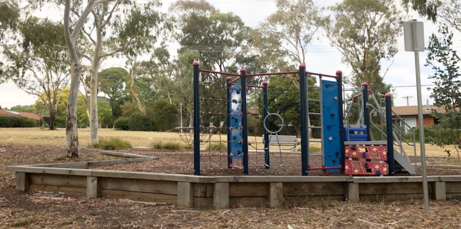 Waramanga play space