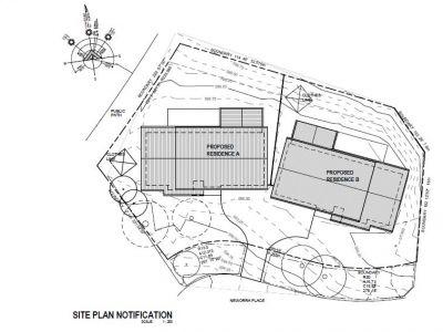 Giralang site plan