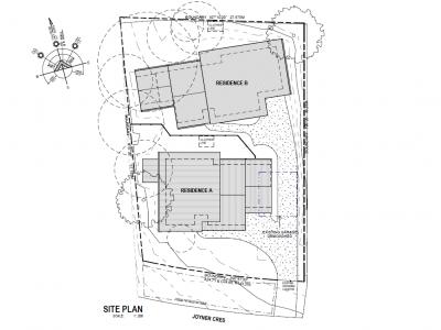 Flynn site plan