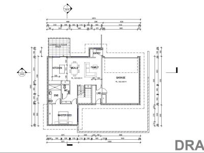 Residence B ground floor