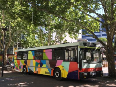 ANCA Art Bus