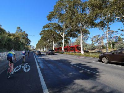 View E: New Urban landscape - Adelaide Avenue