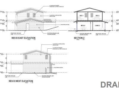 Residence B elevation