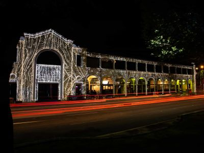 Sydney and Melbourne Building illuminations as part of Enlighten