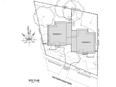 Latham site plan 1