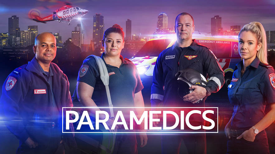 Paramedics TV Series