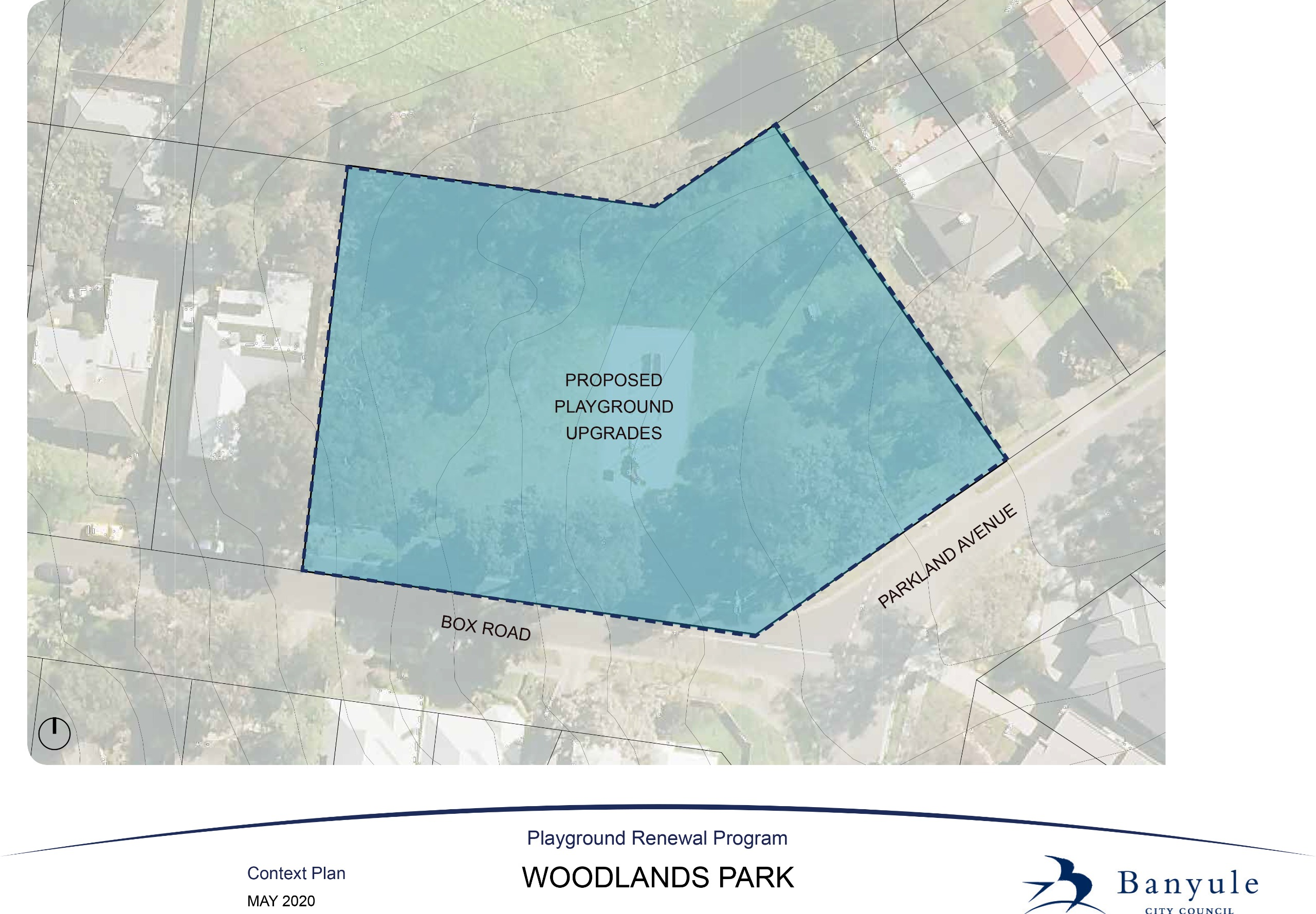 Woodlands Park Context Plan