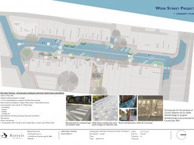 Were Street Concept Design