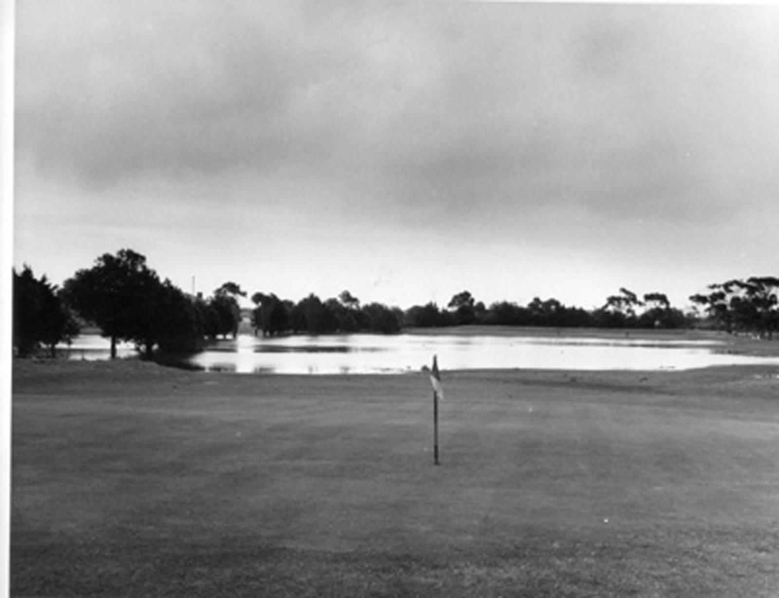 Elsternwick park historical flooding
