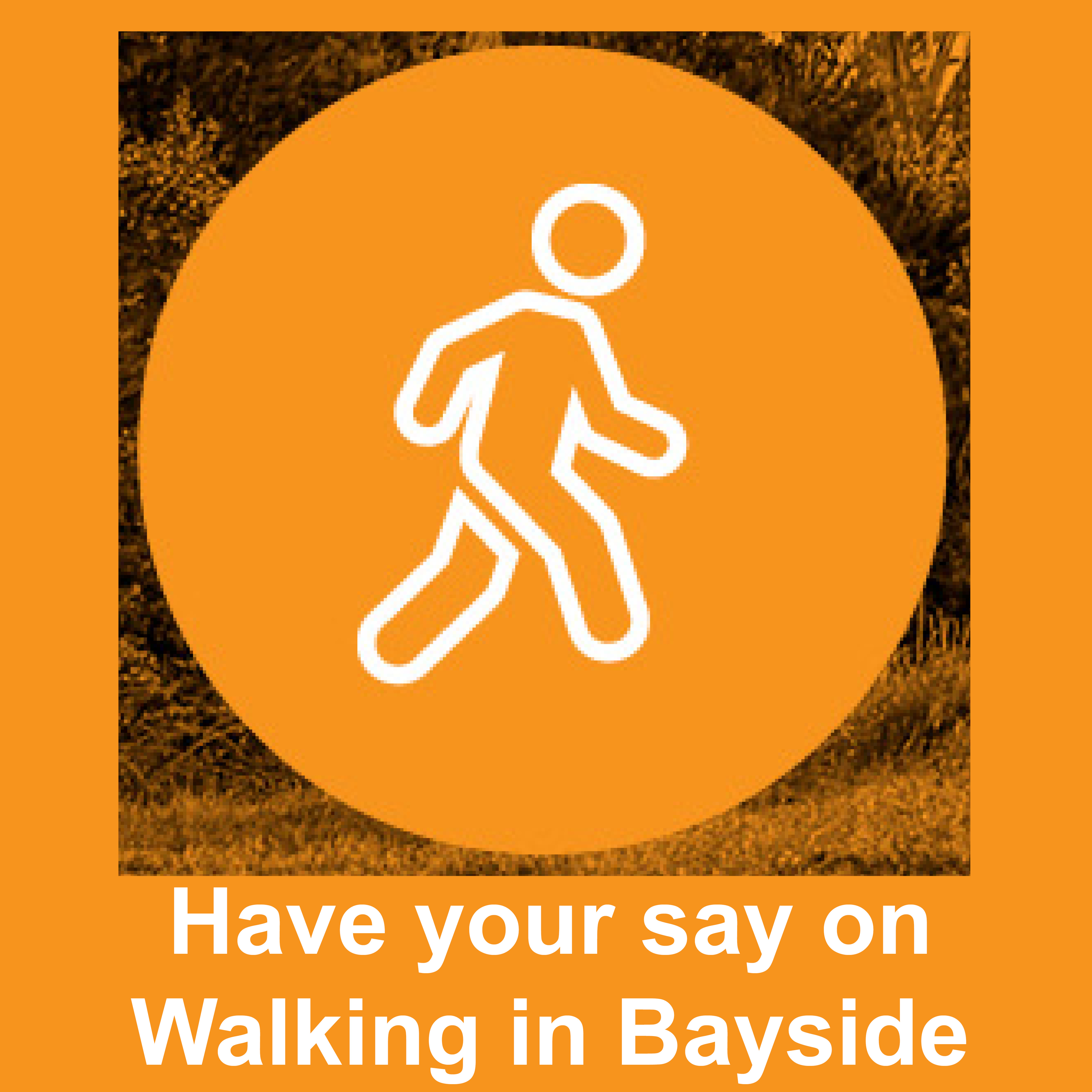 Have your say on walking in Bayside