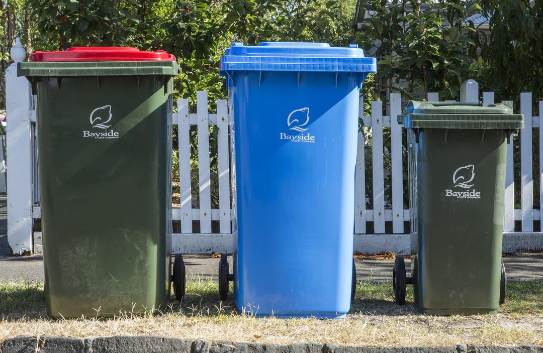 Hard rubbish bayside