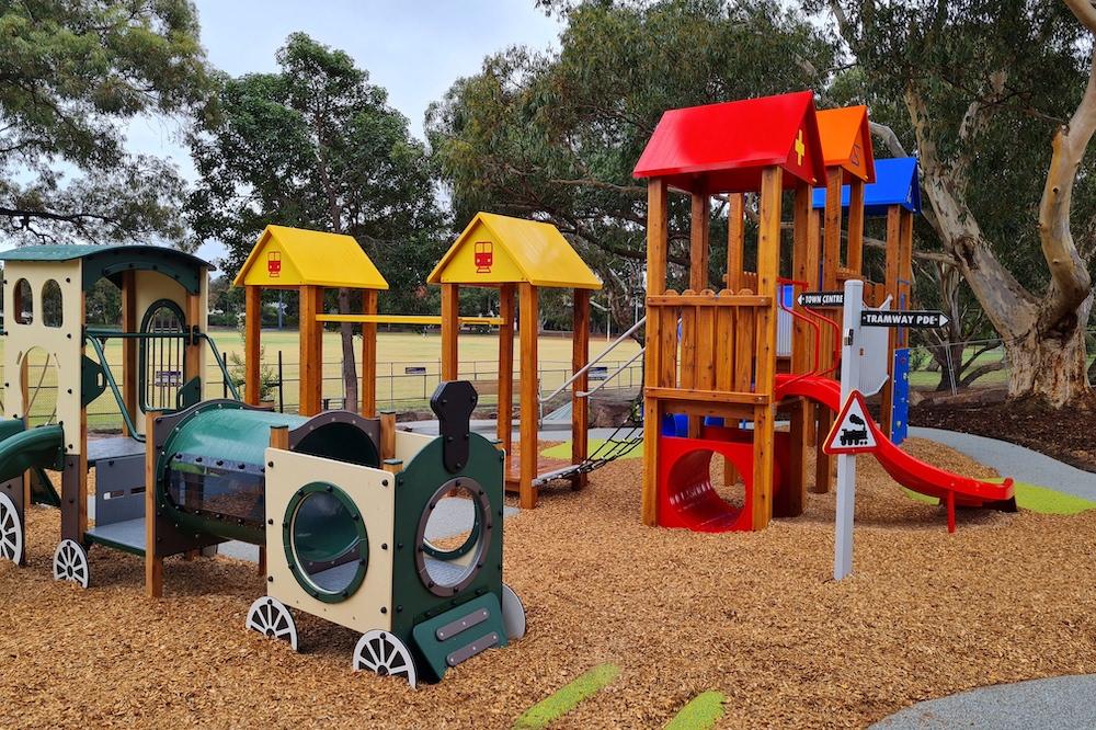Banksia Reserve playground