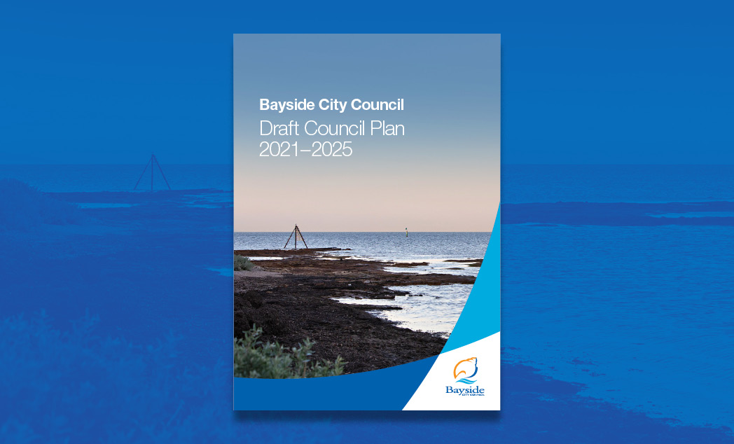 Picture of cover of Council Plan document