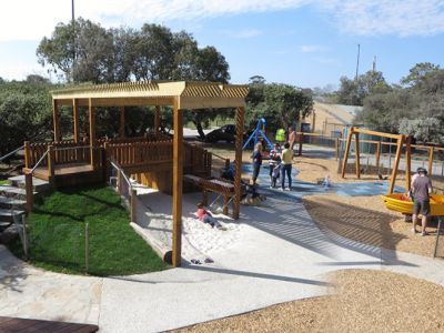 Beaumaris Reserve Playground