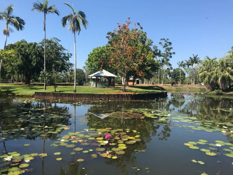 Warrina Lake