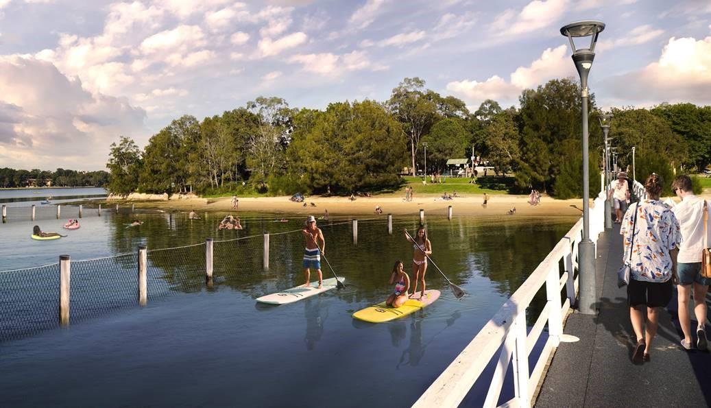 Bayview Park swimsite