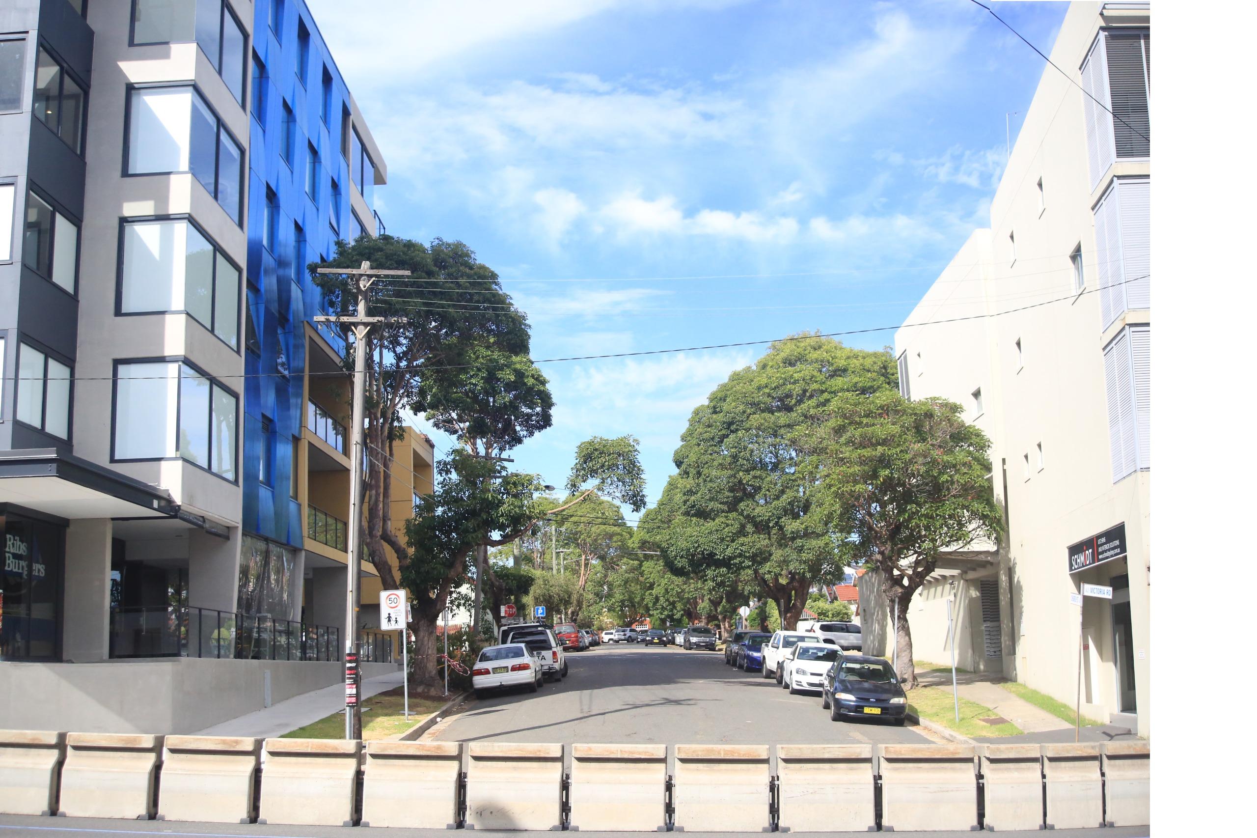 Before: Church Street