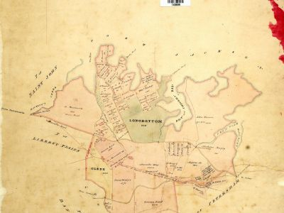 ​Parish Map 1830s