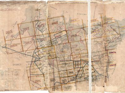 Parish Map 1900