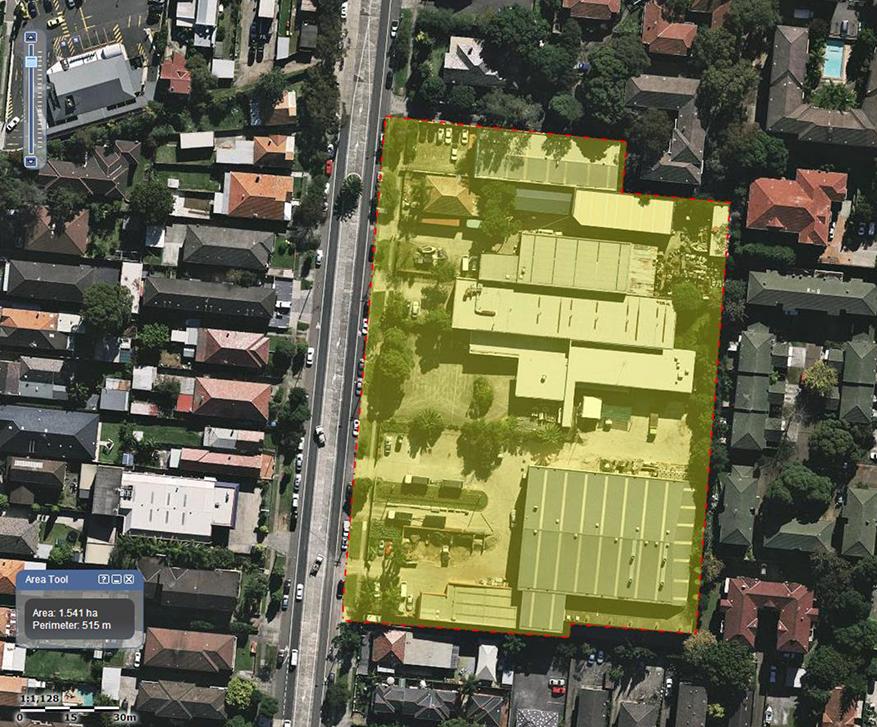 Brighton Avenue Industrial Precinct