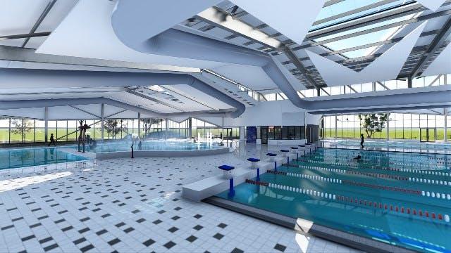 Max Parker: leisure centre inspiration