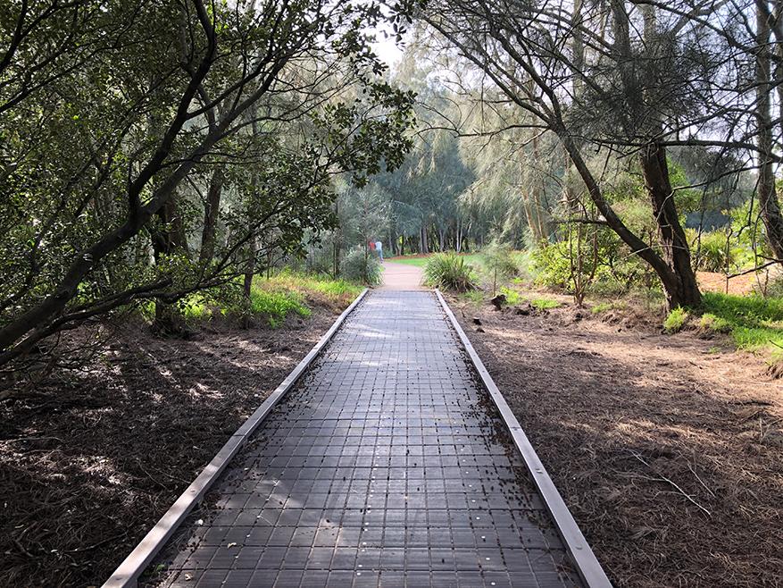 Salt Pan Creek Path