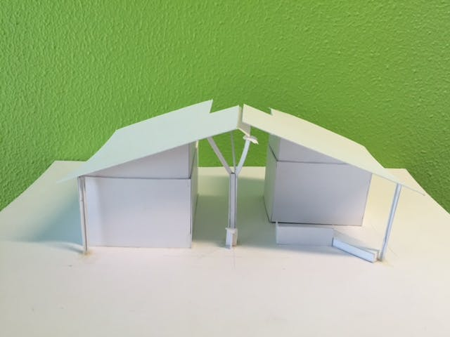 Model of proposed amenities building (1)