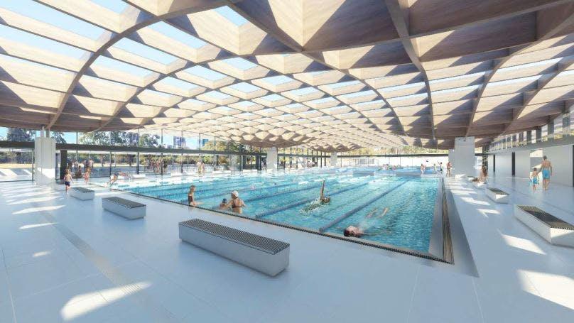 Canterbury: indoor 25m pool inspiration