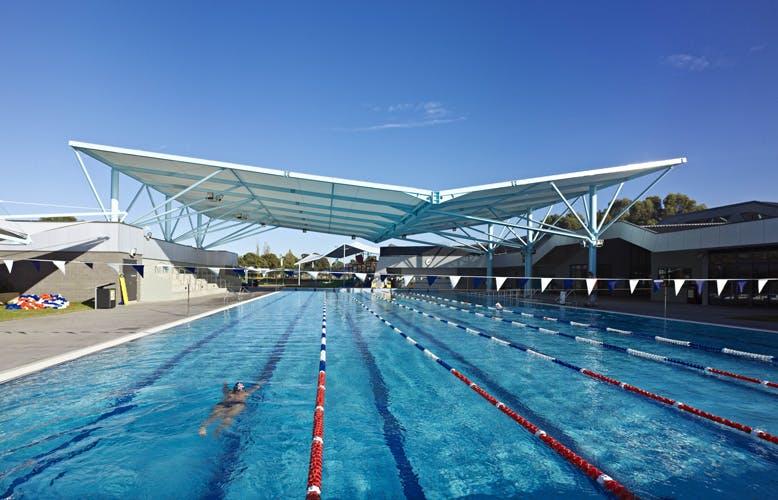 Max Parker: aquatic centre inspiration
