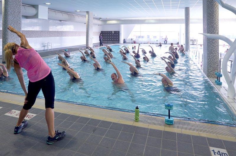 Birrong: warm water program pool inspiration