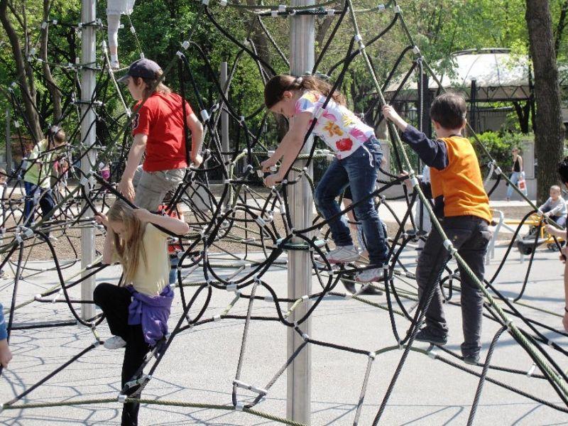 15 Climbing Net