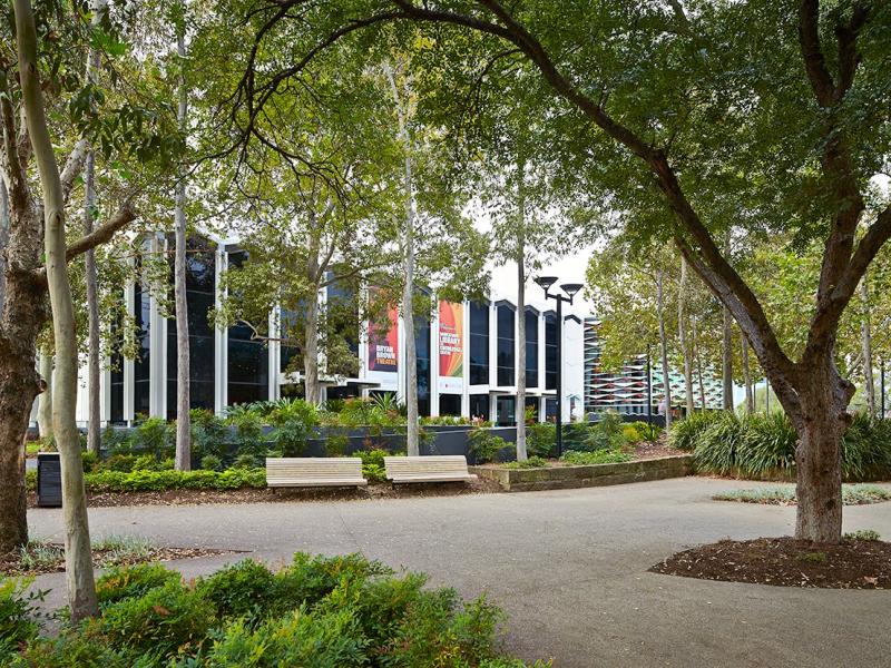 Paul Keating Park