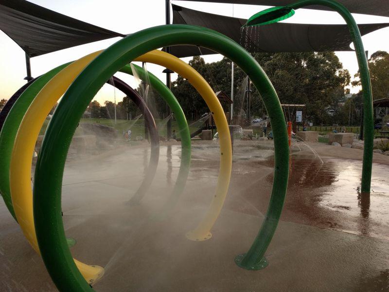 Greenacre: water park inspiration