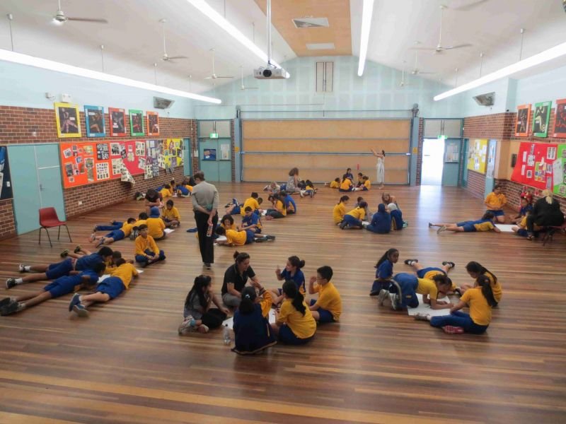 Workshop at Bankstown Public School