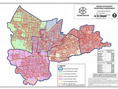 Ward Boundary Proposed Amendment Map Web