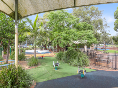 PROPOSED LEASE AND LICENCE: KIOSK AT GOUGH WHITLAM PARK, EARLWOOD