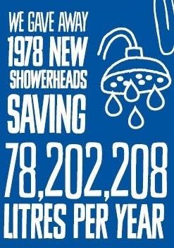 Lg Shower Saving