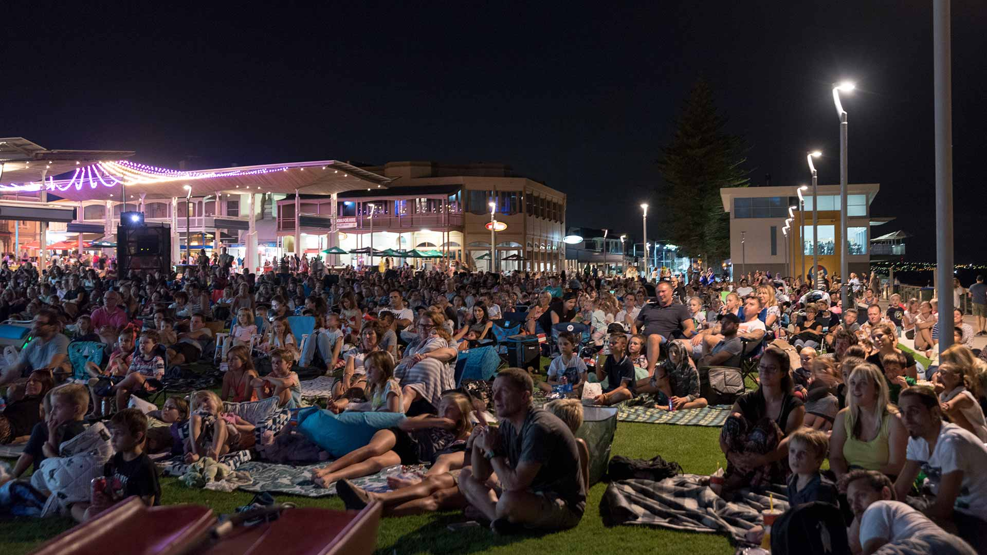 Event at Henley Square