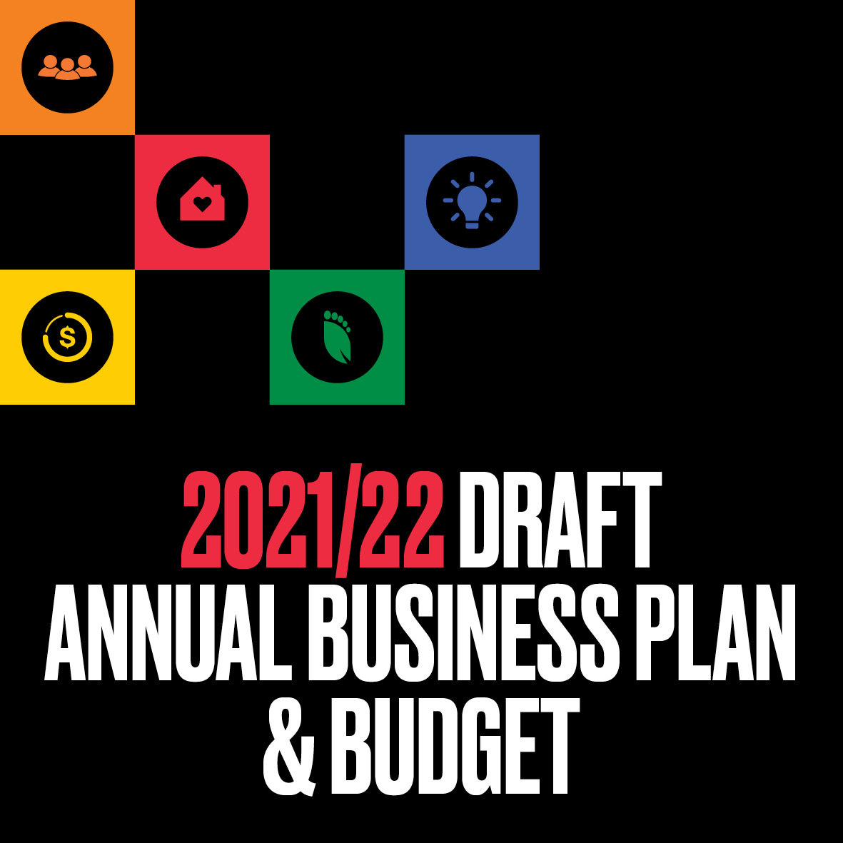 Call to action to share your thoughts on our Draft Plan