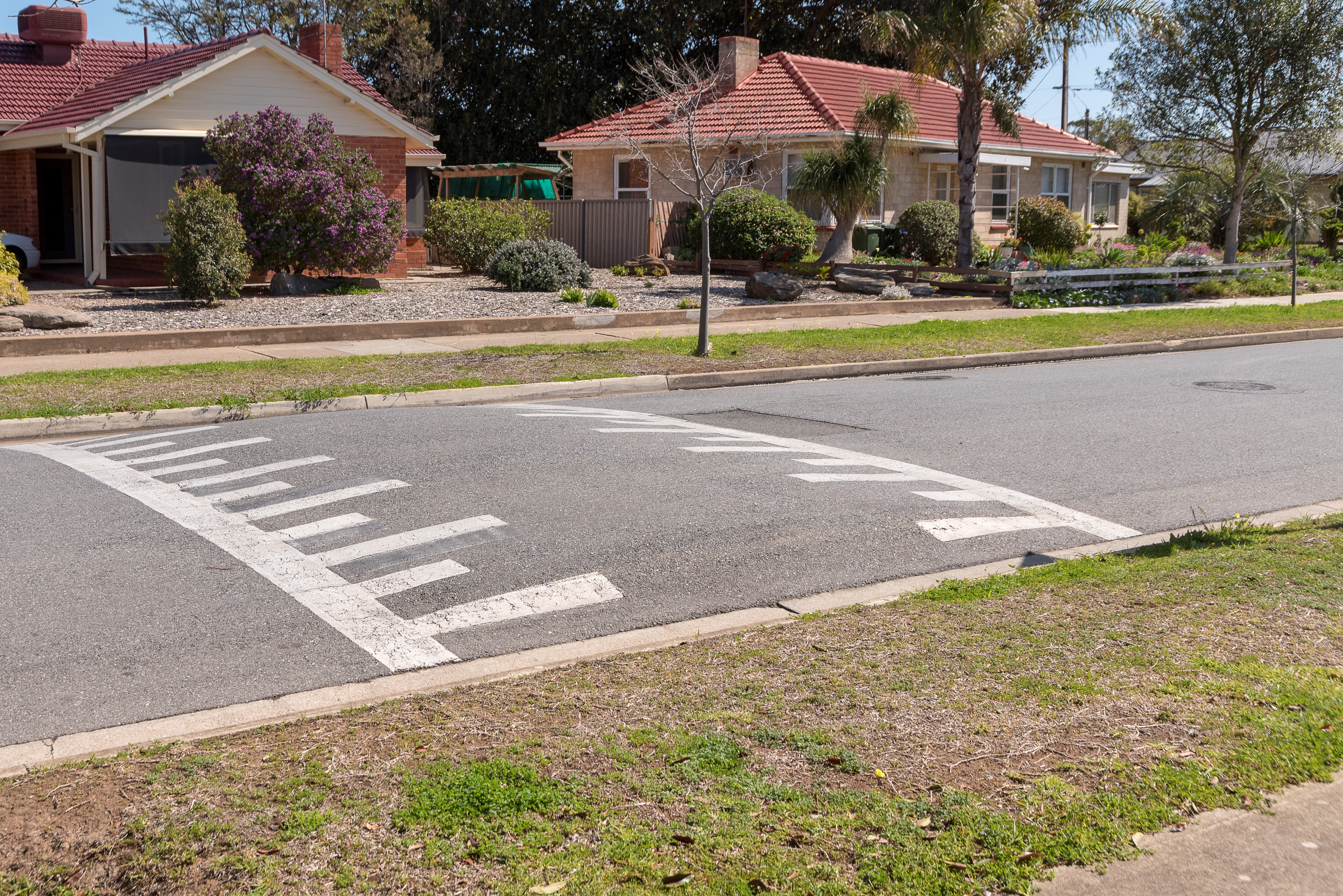 Watts Profile Road Hump