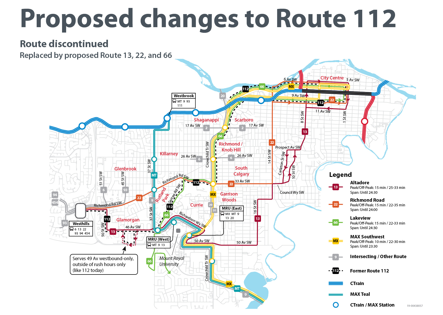 ​What Happened to Route 112