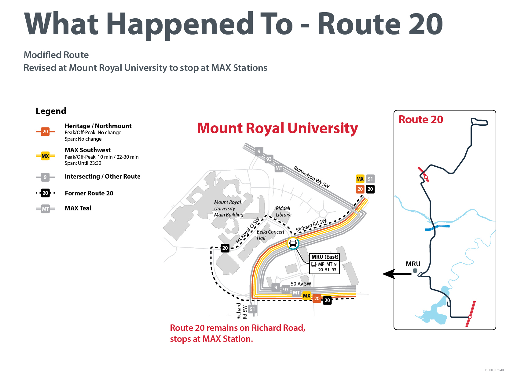 ​What Happened to Route 20