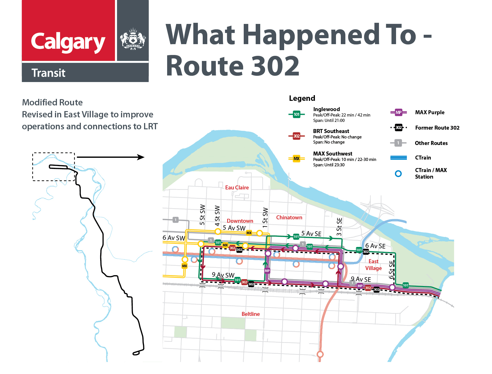 ​What Happened to Route 302