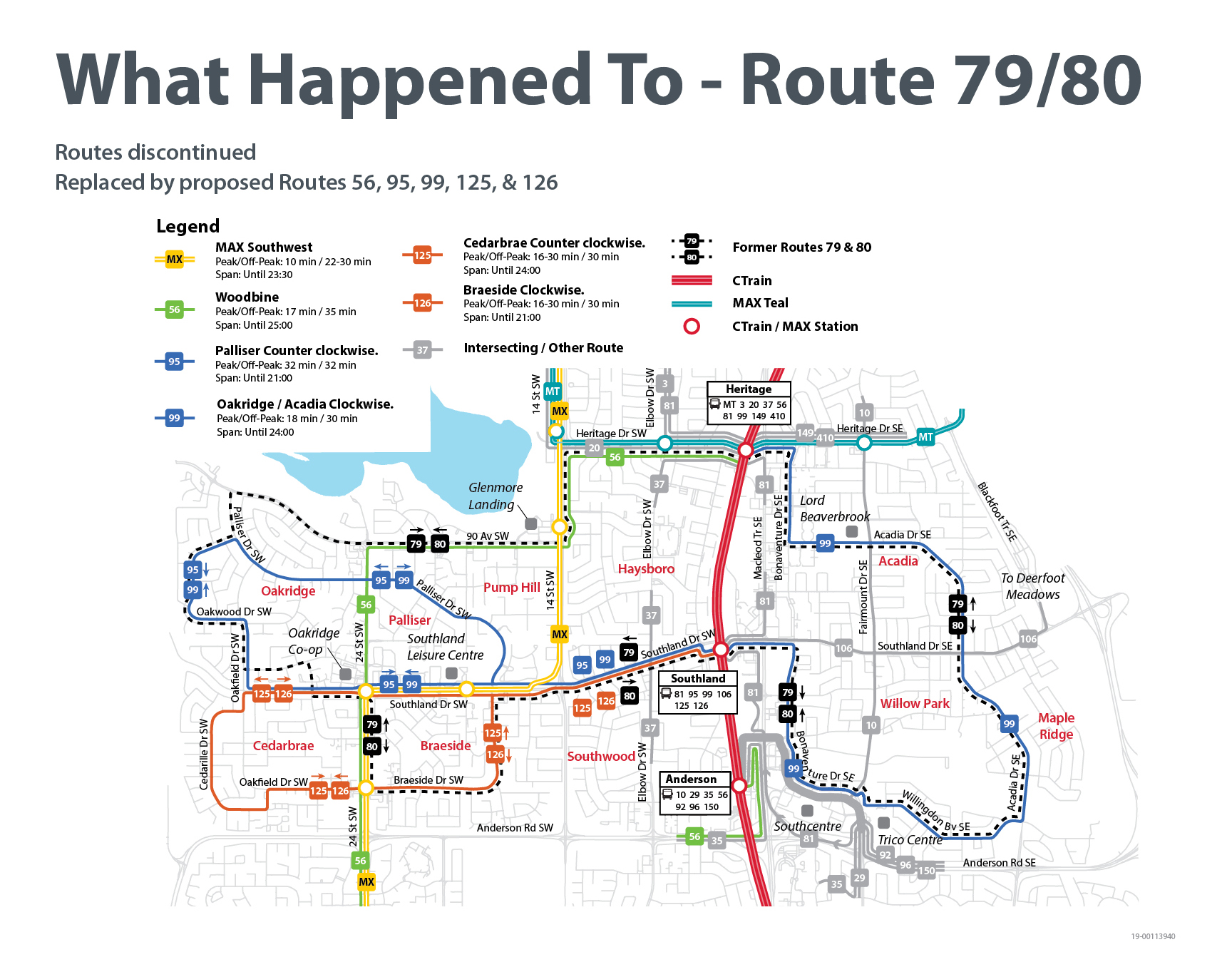 ​What Happened to Route 79