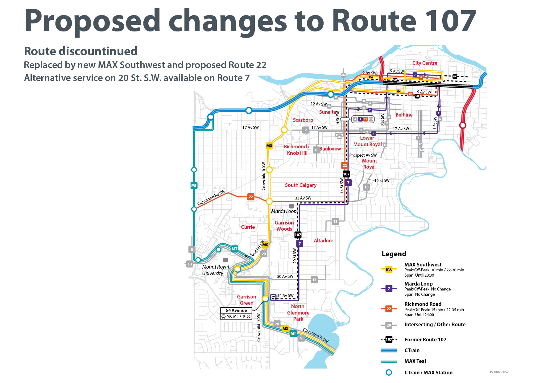 ​What Happened to Route 107