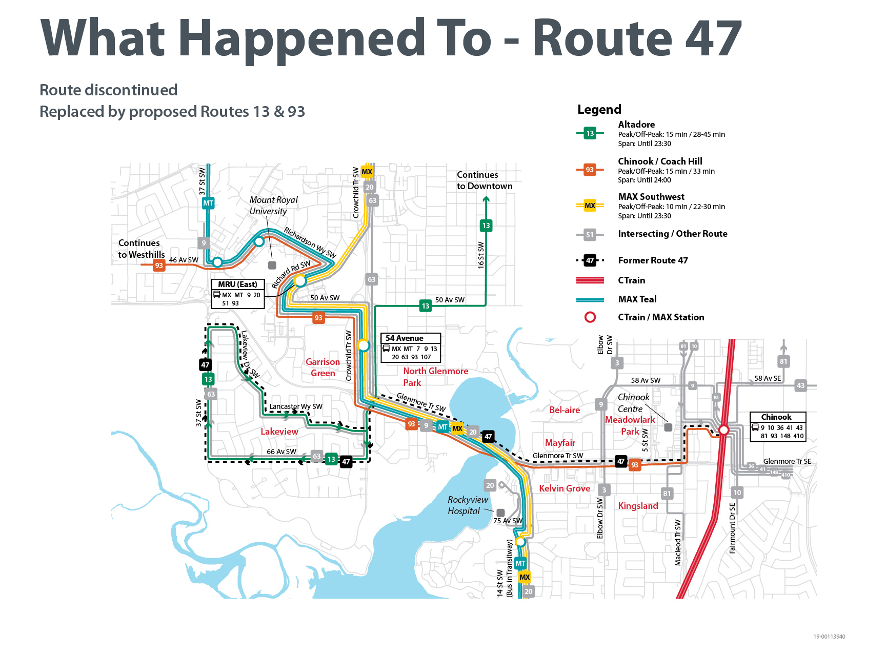 ​What Happened to Route 47