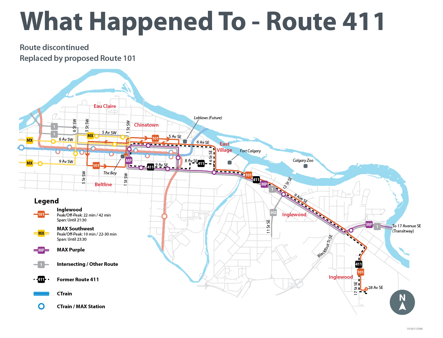 ​What Happened to Route 411