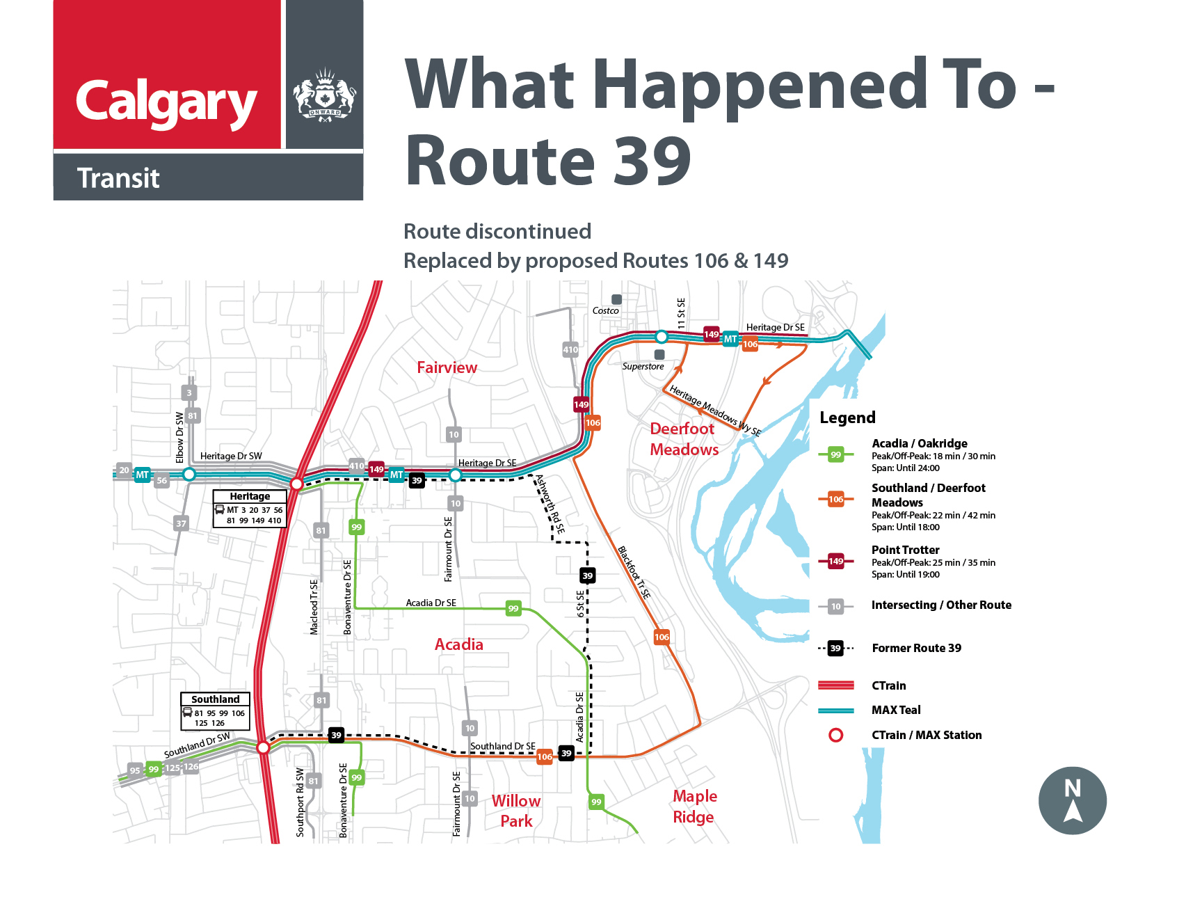 ​What Happened to Route 39