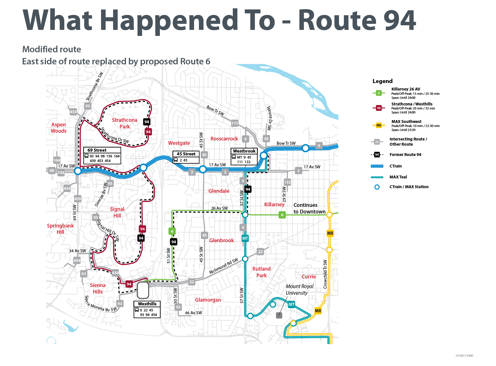 ​What Happened to Route 94